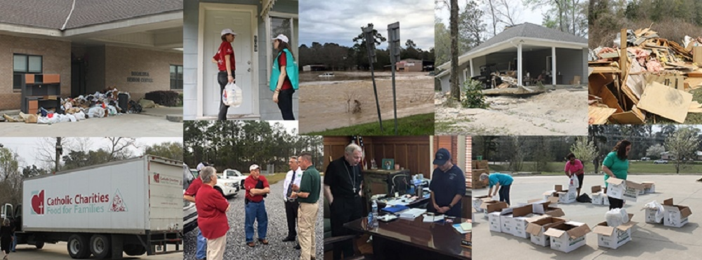WGNO: Catholic Charities asks for donations for flood victims