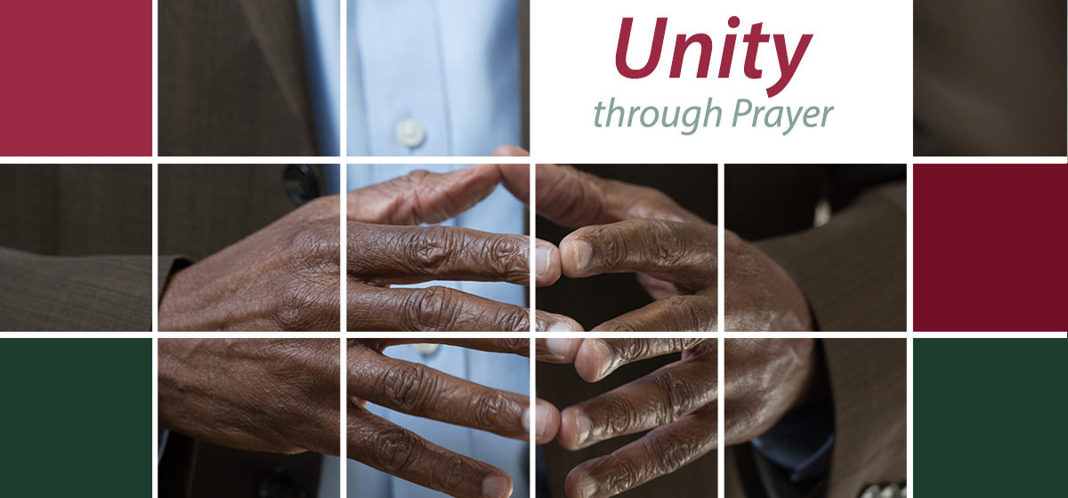 Unity through Prayer