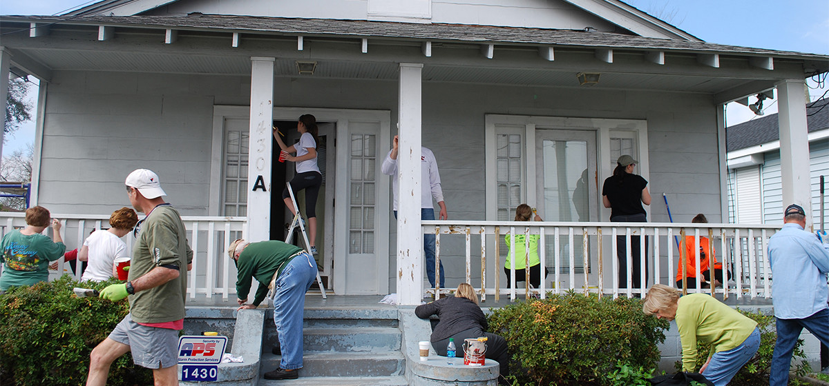 Volunteer Opportunities in New Orleans